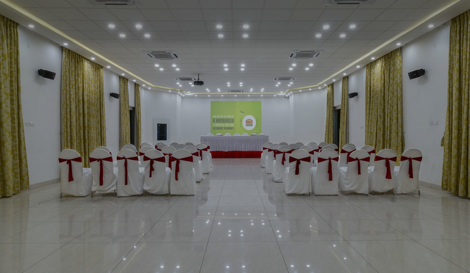 conference hall in hyderabad